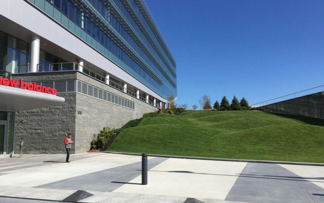New Balance HQ Earns LEED Platinum Certification